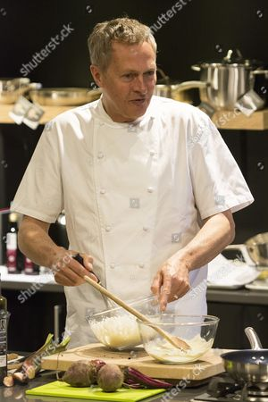 Editorial picture of Launch of 'Ready Steady Cook Live', Waitrose Cookery School, London, Britain - 29 Apr 2013