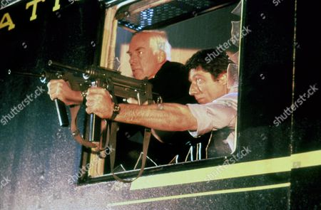 AVALANCHE EXPRESS (1979) Lee Marvin, Mike Connors