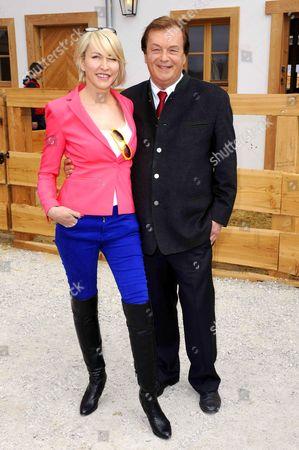 Heather Mills and Michael Aufhauser