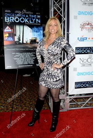 Stock Image of Lorraine Ziff
