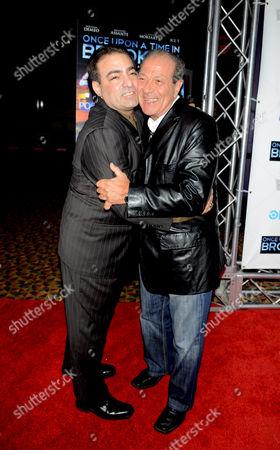 Paul Borghese and Dan Grimaldi