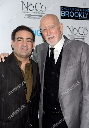 Paul Borghese and Dominic Chianese