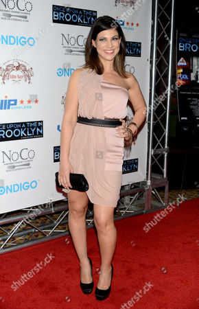 Editorial picture of 'Once Upon A Time In Brooklyn' film premiere, New York, America - 29 Apr 2013