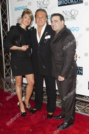 Guest, Gianni Russo and Paul Borghese