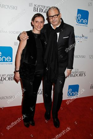 Reed Krakoff and wife Delphine Krakoff