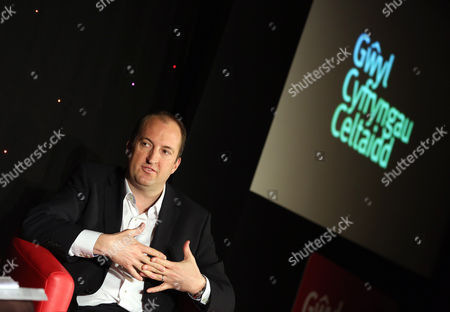 Guto Harri, Director of Communications at News International and former BBC Chief Political Correspondent