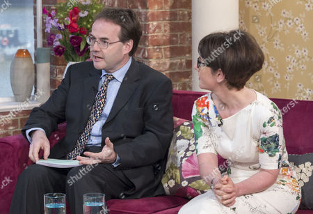 Quentin Letts and Fi Glover