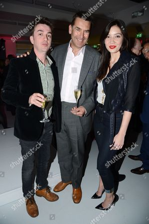 Editorial picture of Conde Nast College of Fashion & Design opening party, London, Britain - 30 Apr 2013