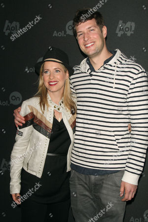 Tiffany Shlain and Max Lugavere