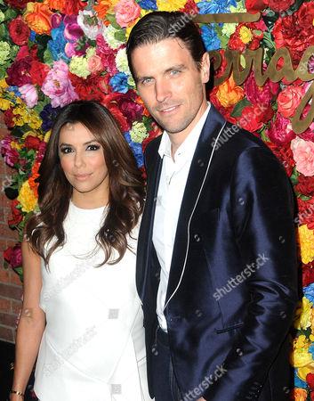 Eva Longoria and James Ferragamo