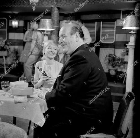 Julie Stevens and Eric Pohlmann