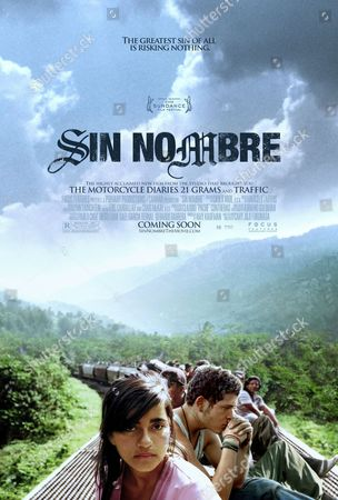 SIN NOMBRE (2009) PAULINA GAITAN, EDGAR FLORES   Cary Fukunaga (DIR) 009 MOVIESTORE COLLECTION LTS Film Poster