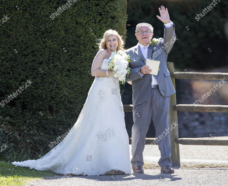 Stock Picture of Pete Conway and Melanie Mills