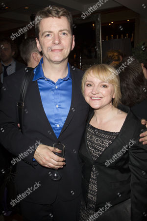Editorial picture of 'Merrily We Roll Along' play press night after party, London, Britain - 01 May 2013