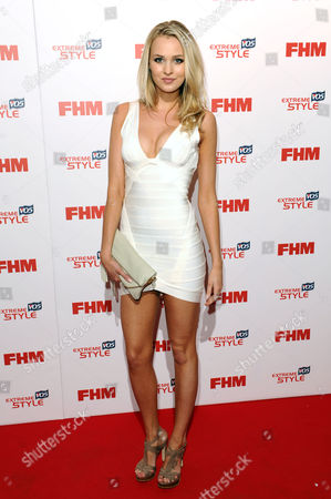 Editorial image of FHM Sexiest Women Awards, London, Britain - 01 May 2013