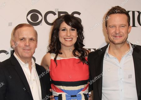 Scott Ellis, Stephanie J Block and Will Chase
