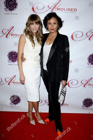 Stock Picture of Trina Venit and Deborah Anderson