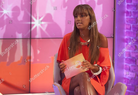 Editorial photo of 'Lorraine Live' TV Programme, London, Britain - 03 May 2013