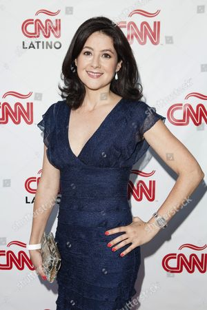 Editorial photo of CNN Espanol and CNN Latino 2013 Upfront, New York, America - 02 May 2013
