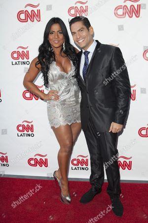 Editorial image of CNN Espanol and CNN Latino 2013 Upfront, New York, America - 02 May 2013