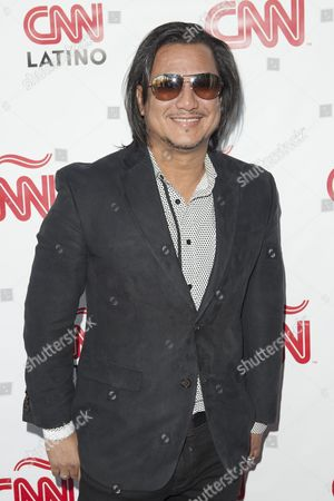 Editorial photo of CNN Espanol and CNN Latino 2013 Upfront, New York, America - 02 May 2013