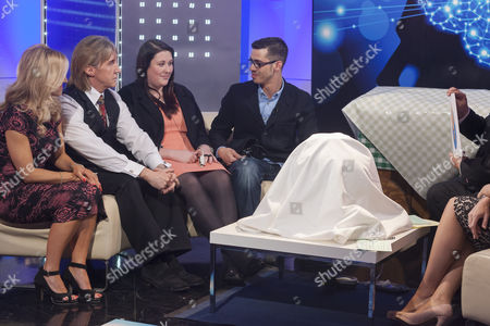 Editorial image of 'This Morning' TV Programme, London, Britain - 03 May 2013