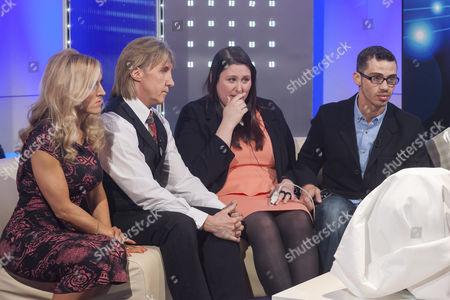 Eva and Nik Speakman, Roxanne Varley, Tom Dixon, Rob Mcaughlin