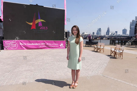 Editorial photo of Celebration for Derry-Londonderry as UK 'City of Culture' 2013, London, Britain - 03 May 2013