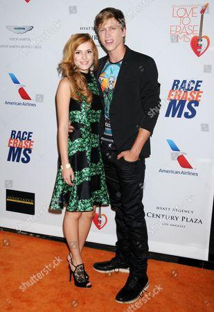 Bella Thorne and Tristan Klier