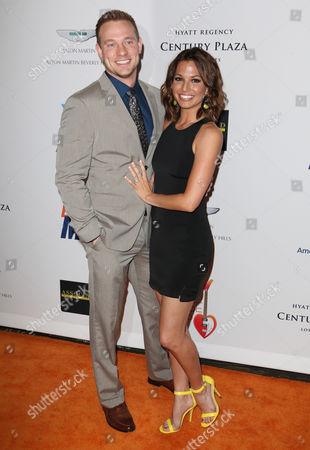 Melissa Rycroft and Tye Strickland