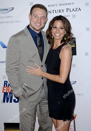 Melissa Rycroft & Tye Strickland