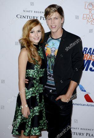 Bella Thorne & Tristan Klier