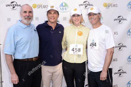 Editorial photo of Miles for Melanoma 5K Run and Walk, Los Angeles, America - 04 May 2013