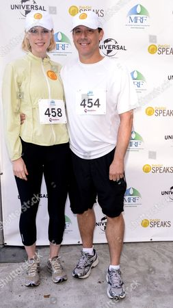 Editorial picture of Miles for Melanoma 5K Run and Walk, Los Angeles, America - 04 May 2013