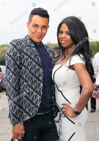 Bobby Norris and Danni Park Dempsey
