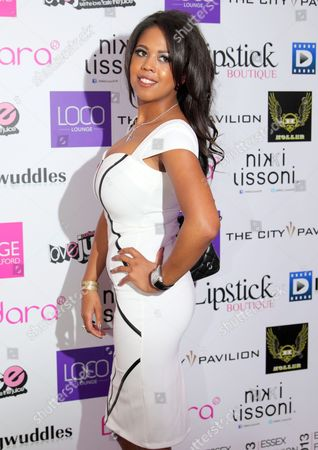 Editorial picture of Essex Fashion Week at the City Pavilion in Chigwell, Britain - 05 May 2013