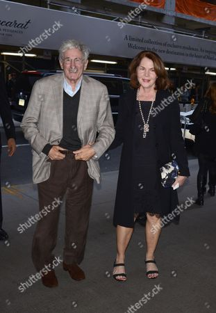 Richard Gilder and Lois Chiles