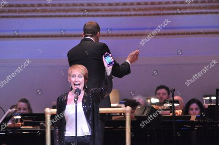 Editorial photo of New York Pops 30th Anniversary Gala, New York, America - 30 Apr 2013