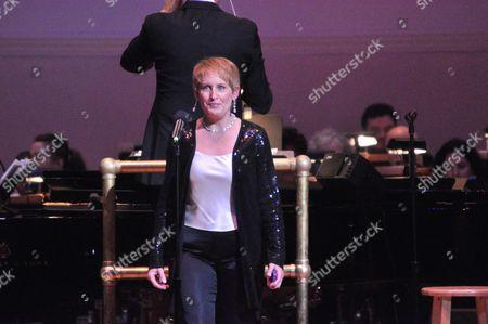 Stock Photo of Liz Callaway