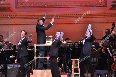 Editorial image of New York Pops 30th Anniversary Gala, New York, America - 30 Apr 2013
