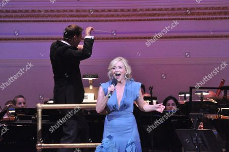 Editorial picture of New York Pops 30th Anniversary Gala, New York, America - 30 Apr 2013