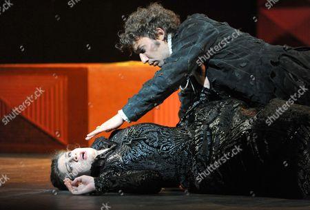 'Don Carlo' - Jonas Kaufmann as Don Carlos, Anja Harteros as Elizabeth of Valois