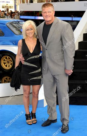 Editorial image of 'Fast and Furious 6' Film Premiere, London, Britain - 07 May 2013