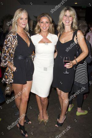 Katherine Kingsley, Claire Sweeney and Julia Engleman
