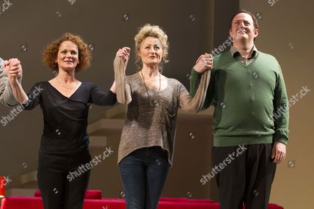 Editorial image of 'Passion' play press night at the Duke of York's Theatre, London, Britain - 07 May 2013