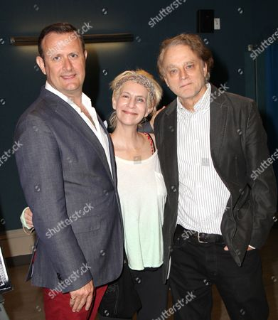 Gene David Kirk, Amanda Plummer and Brad Dourif