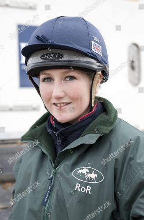 Laura Collett with Champion racehorse Kauto Star