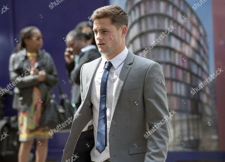 Editorial picture of Retrial of Four footballers accused of sexual assault court case at the Old Bailey, London, Britain - 07 May 2013