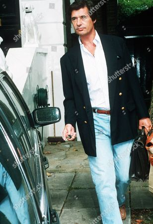 Editorial picture of OLIVER HOARE, FRIEND OF PRINCESS DIANA WHO RECEIVED ANONYMOUS MALICIOUS TELEPHONE CALLS PEST NUISANCE HIS WIFE IS ALSO CALLED DIANA BRITAIN - 1994