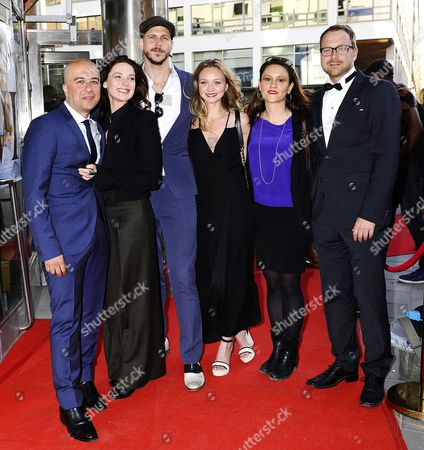 Editorial picture of 'Vi' film premiere, Stockholm, Sweden - 06 May 2013